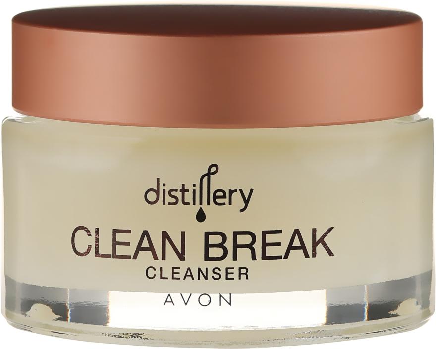 Balsam oczyszczający do twarzy - Avon Distillery Clean Break Cleanser — фото N2