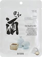 Kup Maseczka z esencja z sake w płachcie - Mitomo Sake Essence Mask