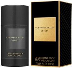 Kup Cristiano Ronaldo Legacy - Perfumowany dezodorant w sztyfcie dla mężczyzn