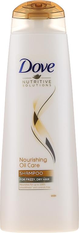 Szampon do włosów - Dove Nourishing Oil Care