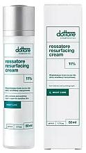 Kup Wygładzający krem na noc do skóry wrażliwej i naczynkowej - Dottore Rossatore Resurfacing Cream