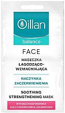 Kup Łagodząco-wzmacniająca maska do twarzy - Oillan Balance