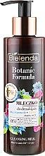 Kup Mleczko do demakijażu twarzy i oczu Olej z czarnuszki + czystek - Bielenda Botanic Formula
