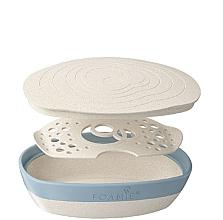 Kup Opakowanie podróżne na mydło i szampon w kostce - Foamie Travel Buddy with Removable Shelf