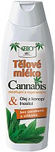 Kup Kojące mleczko do ciała z olejem konopnym - Bione Cosmetics Cannabis Body Lotion