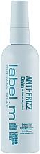 Kup Wygładzający balsam do włosów - Label.m Anti-Frizz Balm
