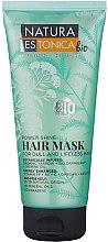 Kup Maska do włosów matowych i zniszczonych - Natura Estonica Bio Power Shine Hair Mask
