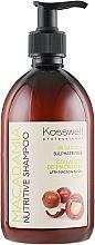Kup Odżywczy szampon do włosów z olejem makadamia - Kosswell Professional Macadamia Nutritive Shampoo Sulfate Free