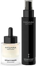 Zestaw - Madara Cosmetics Infinity Care System (essence/100ml + ser/30ml) — фото N1