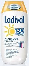Kup Ochronny żel przeciwsłoneczny do cery wrażliwej - Ladival SPF50