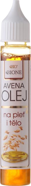 Olej do twarzy i ciała Owies - Bione Cosmetics Oat Face And Body Oil — фото N1