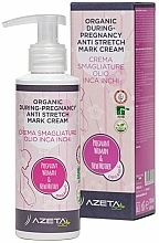 Kup Organiczny krem ​​na rozstępy - Azeta Bio Organic During-Pregnancy Anti Stretch Mark Cream