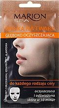 Kup Głęboko oczyszczająca maska do twarzy - Marion Spa