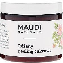 Kup Różany peeling cukrowy - Maudi