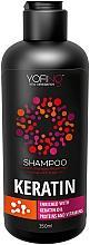 Kup Keratynowy szampon do włosów z olejkiem arganowym - Yofing Keratin Shampoo Repair Hair Formula With Argan Oil