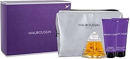 Kup Mauboussin Pour Femme - Zestaw (edp 100 ml + b/lot 100 ml + sh/gel 100 ml + bag)