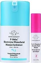 Kup Nawilżająca maska do twarzy na noc - Drunk Elephant F-Balm Electrolyte Waterfacial