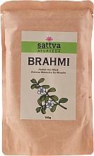 Kup Ajurwedyjski puder do włosów Brahmi - Sattva Ayurveda