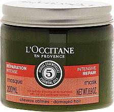 Kup Intensywnie naprawcza maska do włosów zniszczonych - L'Occitane Aromachologie Repairing Mask