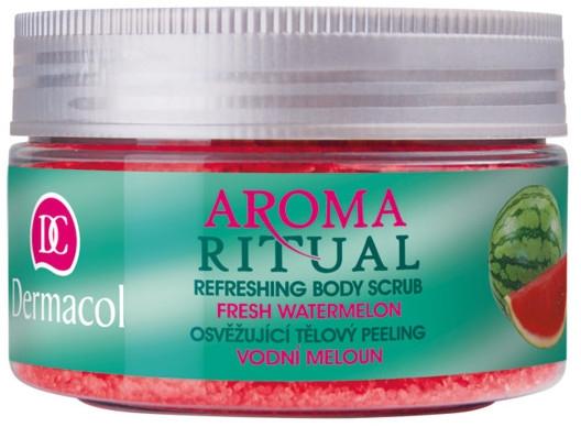Orzeźwiający scrub do ciała Świeży arbuz - Dermacol Aroma Ritual Body Scrub Fresh Watermelon — фото N1