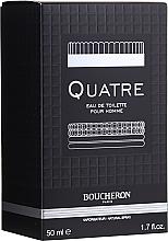 PRZECENA! Boucheron Quatre - Woda toaletowa * — фото N4