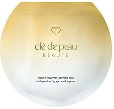 Kup Rewitalizująca maska pod oczy - Cle De Peau Beaute Vitality-Enhancing Eye Mask Supreme