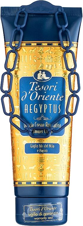 Tesori d`Oriente Aegyptus Shower Cream - Perfumowany krem pod prysznic