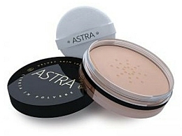 Kup Sypki puder do twarzy - Astra Make-Up Velvet Skin Loose Powder