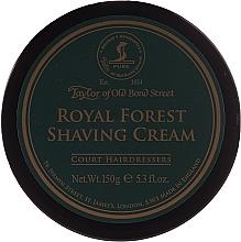 Kup Krem do golenia - Taylor of Old Bond Street Royal Forest
