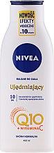 Kup Ujędrniający balsam z witaminą C do skóry normalnej - Nivea Q10 PLUS Body Lotion