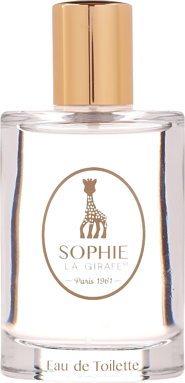 PRZECENA! Parfums Sophie La Girafe Eau de Toilette - (edt/100ml+toy)* — фото N2