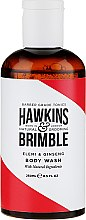 Kup Energetyzujący żel pod prysznic dla mężczyzn Elemi i żeń-szeń - Hawkins & Brimble Elemi & Ginseng Body Wash