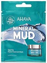 Kup Oczyszczająca deksykująca maska do twarzy - Ahava Mineral Mud Clearing Facial Treatment Mask (próbka)