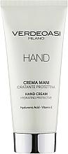 Kup Nawilżający krem ochronny do rąk - Verdeoasi Hand Cream Hydrating Protective