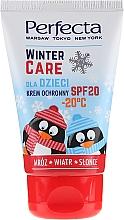Kup Ochronny zimowy krem dla dzieci z filtrem SPF 20 - Perfecta Winter Care