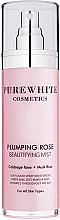 Kup Nawilżająca różana mgiełka do twarzy - Pure White Cosmetics Plumping Rose Beautifying Mist