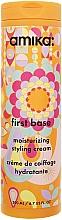 Kup Nawilżający krem do stylizacji włosów - Amika First Base Moisturizing Styling Cream