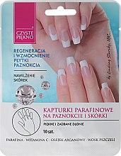 Kup Kapturki parafinowe na paznokcie i skórki - Czyste Piękno