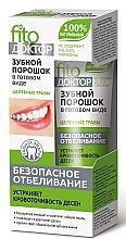 Kup Gotowy proszek do zębów FitoDoktor - FitoKosmetik