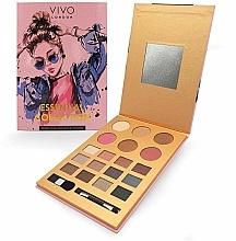 Kup Paleta do makijażu - Vivo London Essential Collection Palette