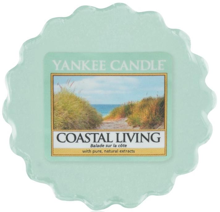 Wosk zapachowy - Yankee Candle Coastal Living Tarts Wax Melts