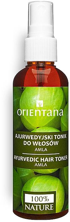 Ajurwedyjski tonik do włosów - Orientana