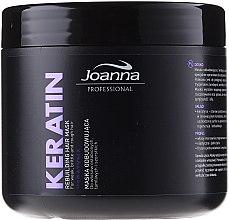 Kup Odbudowująca maska do włosów osłabionych, łamliwych i szorstkich Keratyna - Joanna Professional