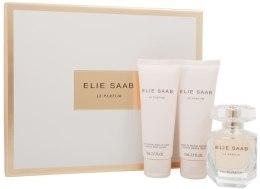 Kup Elie Saab Le Parfum - Zestaw (edp/50ml + b/lot/75ml + sh/cr/75ml)