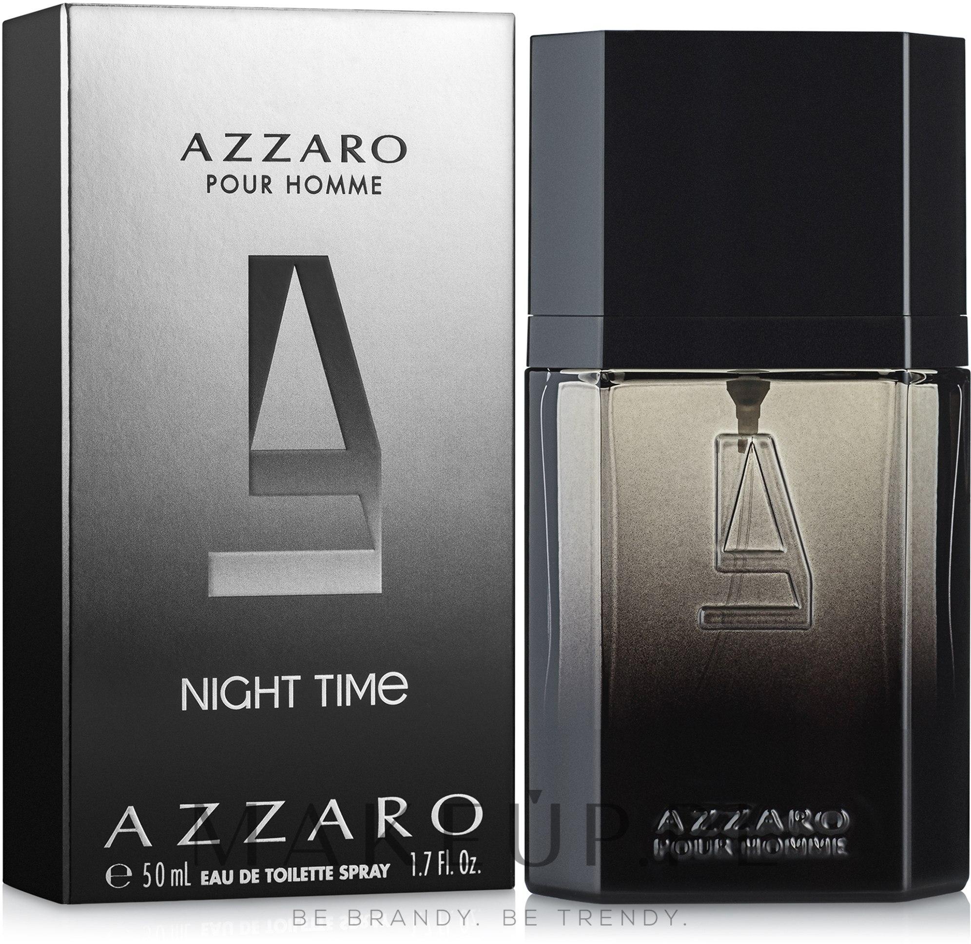 Azzaro Pour Homme Night Time - Woda toaletowa — фото 50 ml