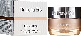 Kup Rozjaśniająco-odmładzający krem na dzień SPF 20 - Dr Irena Eris Lumissima