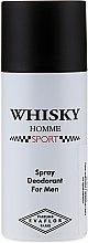 Kup Evaflor Whisky Homme Sport - Dezodorant w sprayu dla mężczyzn