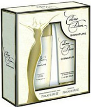 Kup Celine Dion Signature - Zestaw (deo/75ml + sh/gel/75ml)