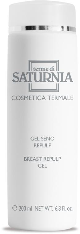 Ujędrniający żel do biustu - Terme Di Saturnia Breast Repulp Gel — фото N1
