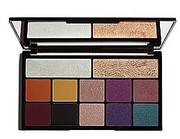 Kup Paleta cieni do powiek - Makeup Revolution X Carmi Kiss Of Fire Palette